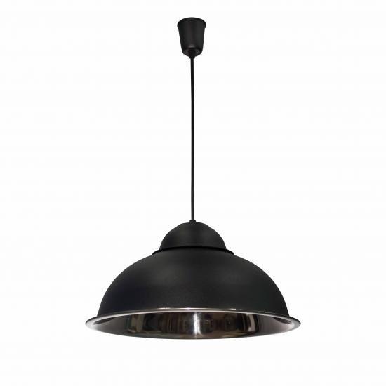 Світильник підвісної СП 3614 BK+CR MSK Electric
