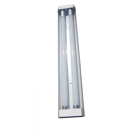 Світильник під дві led лампи Т-8 120см Преміум СПС 02-1200 MSK Electric