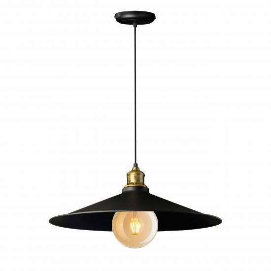 Світильник підвісний в стилі лофт MSK Electric Brooklyn NL 450