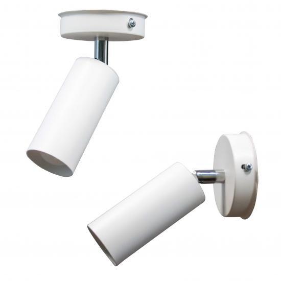 Світильник в стилі лофт MSK Electric Tube спот з поворотним механізмом NL 1105-1 W