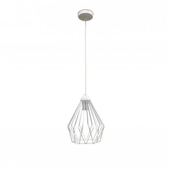 Светильник подвесной в стиле лофт MSK Electric Silvia NL 05371 W