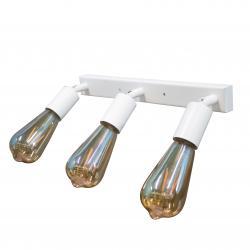 Світильник в стилі лофт з поворотним механізмом NL 1222-3 W MSK Electric