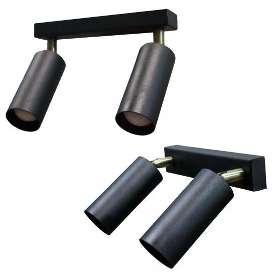 Світильник в стилі лофт з поворотним механізмом NL 1105-2 MSK Electric
