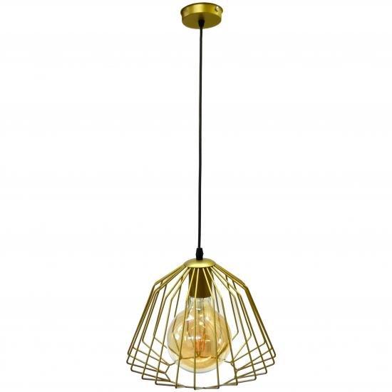 Світильник підвісний в стилі лофт NL 2724 G MSK Electric