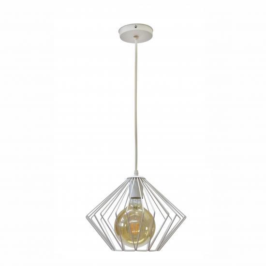 Світильник підвісний в стилі лофт NL 3023 W MSK Electric