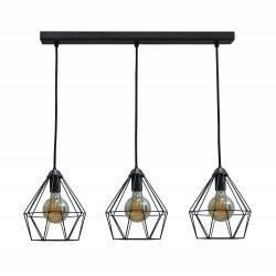Світильник підвісний на три лампи NL 0537-3 MSK Electric