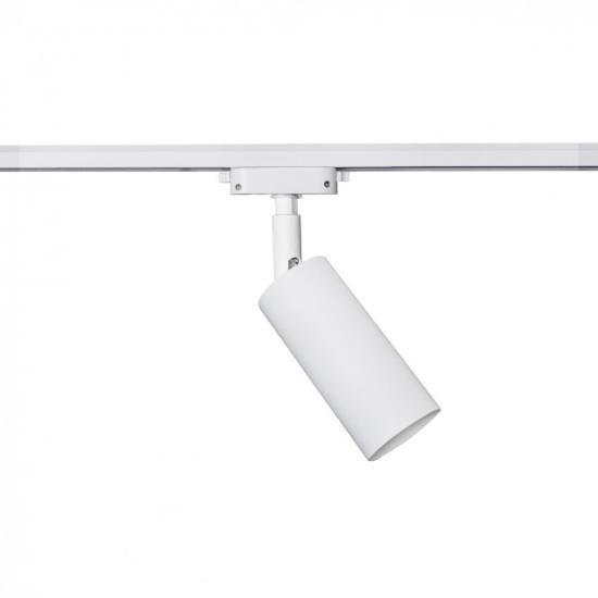 Світильник трековий під лампу Е27 MSK Electric Tube NT 1105-1 WH