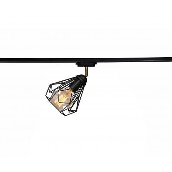 Світильник трековий під лампу Е27 MSK Electric NT 5381