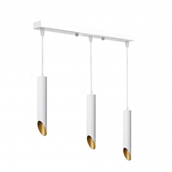 Светильник подвесной MSK Electric Slice на три плафона NL 3722-3W