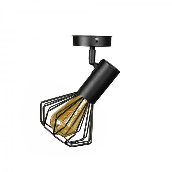 Світильник лофт MSK Electric Diadem настінно-стельовий NL 22151-1