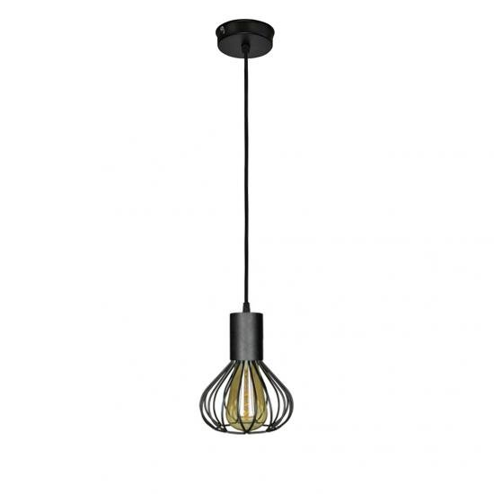 Світильник лофт підвісний MSK Electric NL 1415