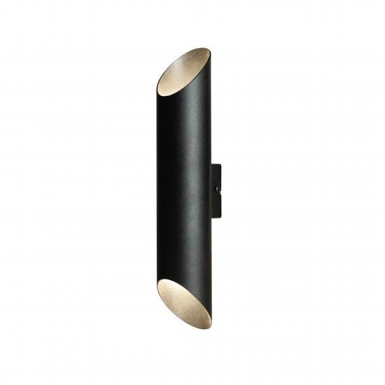 Бра MSK Electric Slice під дві лампи Е27 NL 3260 BK+BK