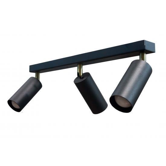 Світильник в стилі лофт MSK Electric Tube спот з поворотним механізмом NL 1105-3